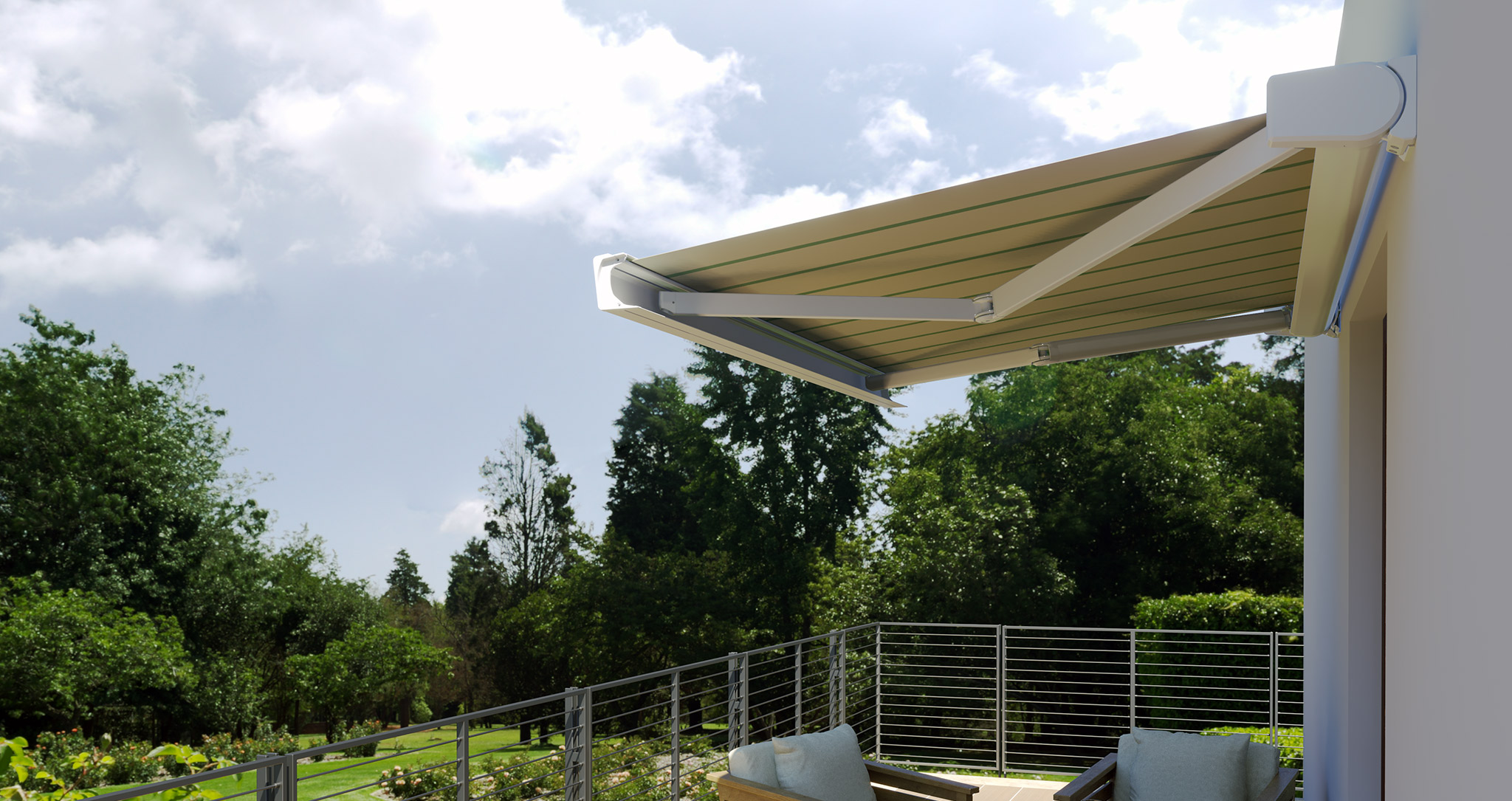 Tenda da sole Caraibi di MV Living
